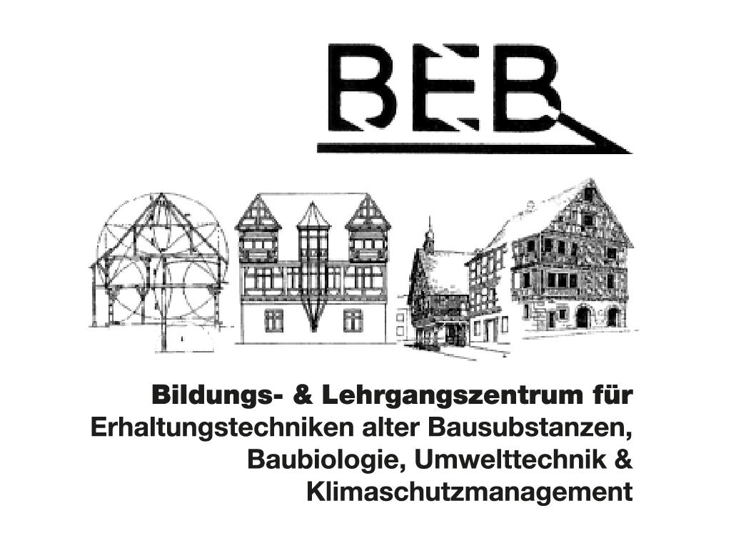 BEB Bildungs und Lehrgangszentrum für Erhaltungstechniken alter Bausubstanzen, Baubiologie, Umwelttechnik und Klimaschutzmanagement