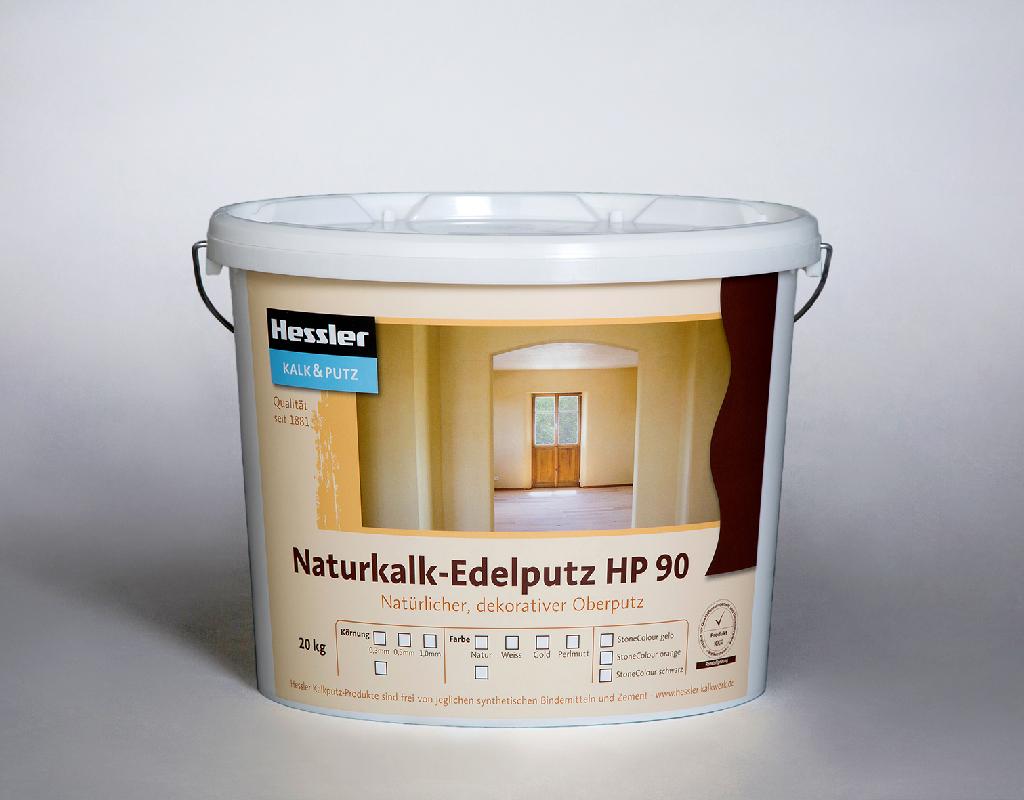 Naturkalk Edelputz HP 90 Hessler