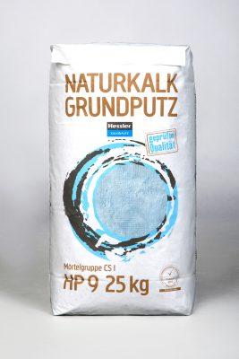 Naturkalk Grundputz HP 9 25 kg Hessler