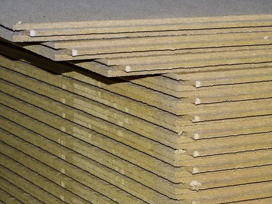 Holzfaser Putzträgerplatte eiwa