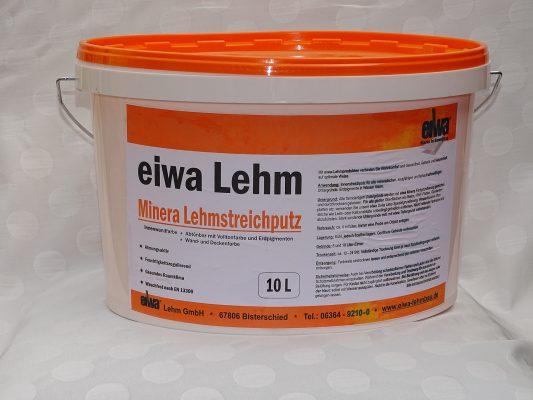 Lehmstreichputz - Web
