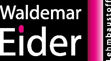 Logo Waldemar Eider - QUER - WEISS