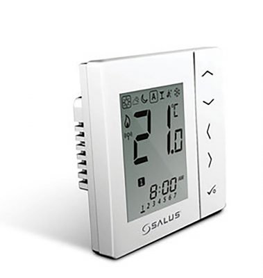 Raumthermostat-LCD - Web