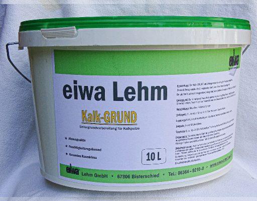 eiwa Lehm kalk-grund 10 l