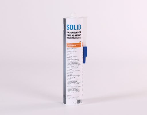 Titelbild - SOLID Folienkleber